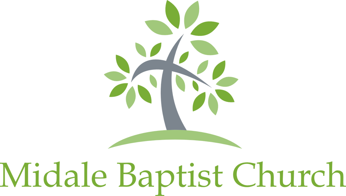 Midale Baptist Church logo